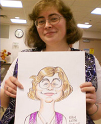 Portfolio_Party_Caricature